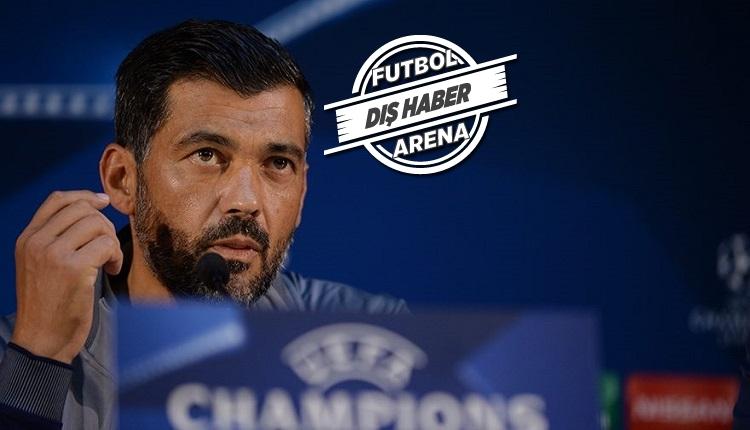 Porto'nun hocası Conceiaço'dan Beşiktaş'a övgü