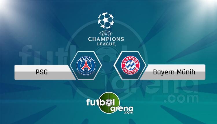 PSG - Bayern Münih canlı skor, maç sonucu - Maç hangi kanalda?