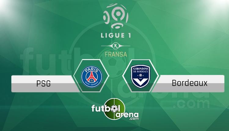PSG Bourdeaux canlı skor, maç sonucu - Maç hangi kanalda?