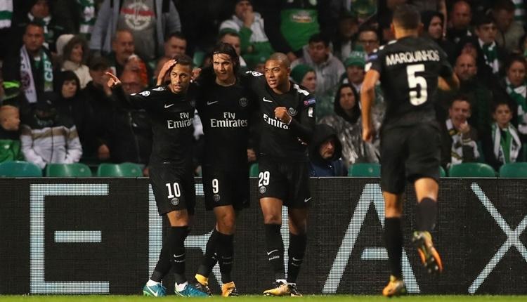 PSG - Lyon maçı özeti ve golleri (İZLE)
