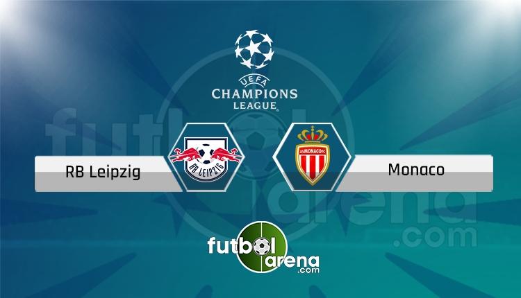 RB Leipzig Monaco canlı skor, maç sonucu - Maç hangi kanalda?