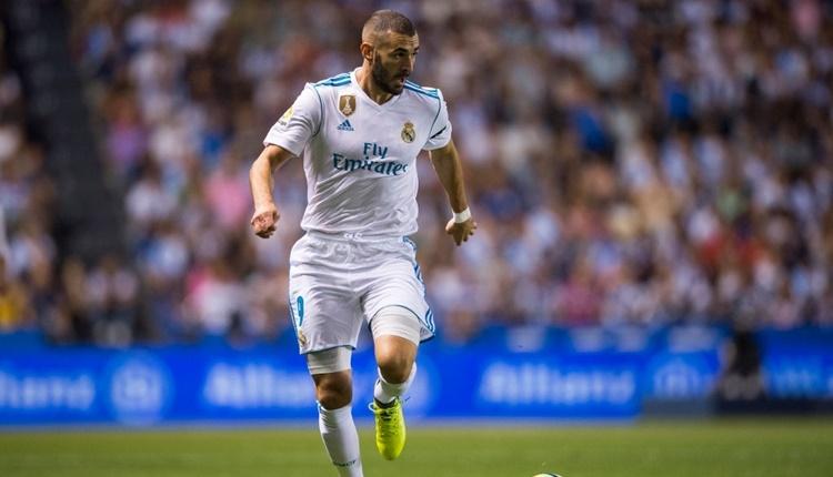 Real Madrid'de Karim Benzema transfer kapılarını kapattı!