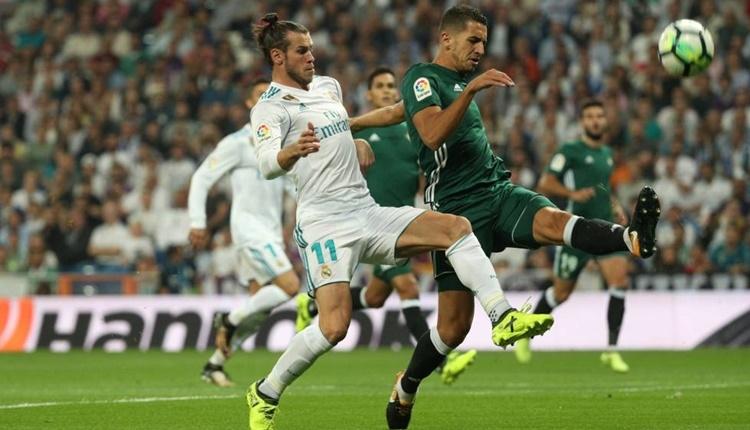 Real Madrid - Real Betis maçı özeti ve golü (İZLE)