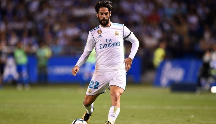 Real Madrid'in yıldızı İsco sözleşme imzaladı
