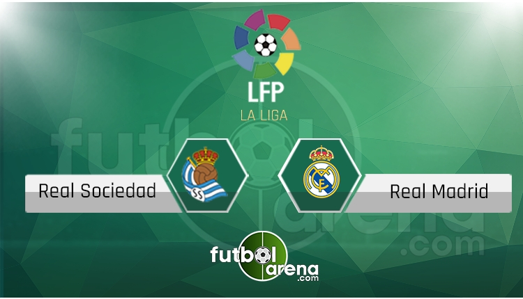 Real Sociedad Real Madrid canlı skor, maç sonucu - Maç hangi kanalda?