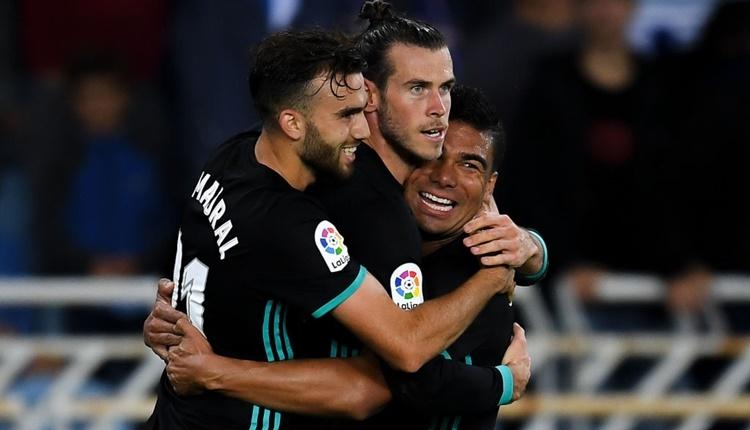 Real Sociedad - Real Madrid maçı özeti ve golleri (İZLE)