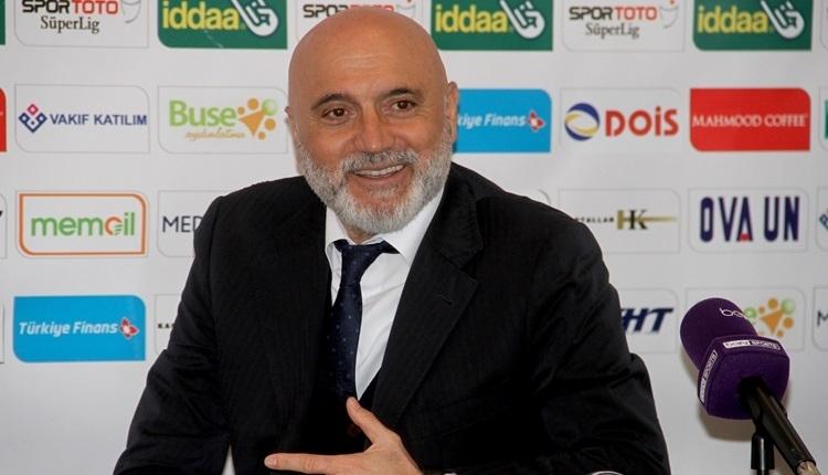 Rizespor'da Hikmet Karaman'dan iddialı sözler!