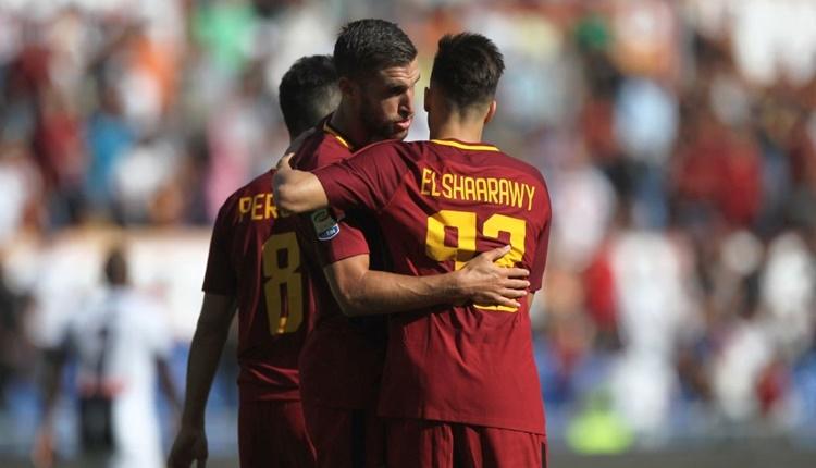 Roma 3-1 Udinese maçı özeti ve golleri İZLE