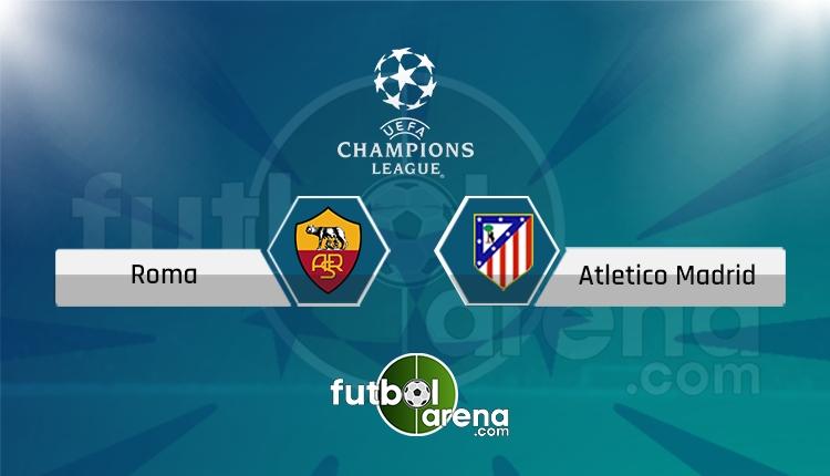 Roma - Atletico Madrid canlı skor, maç sonucu - Maç hangi kanalda?