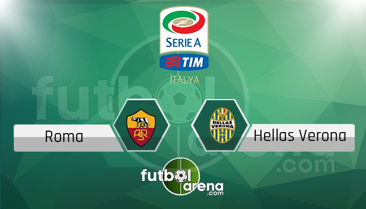 Roma Hellas Verona canlı skor, maç sonucu - Maç hangi kanalda?