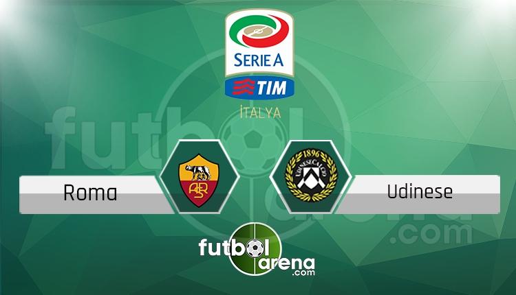 Roma Udinese canlı skor, maç sonucu - Maç hangi kanalda?