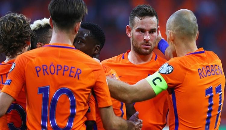 Ryan Babel ve Vincent Janssen Hollanda Mili Takımı'na seçildi