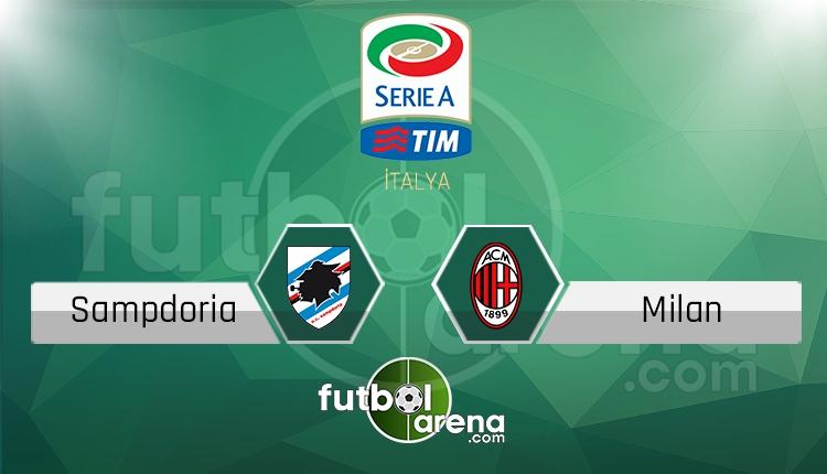 Sampdoria Milan canlı skor, maç sonucu - Maç hangi kanalda?