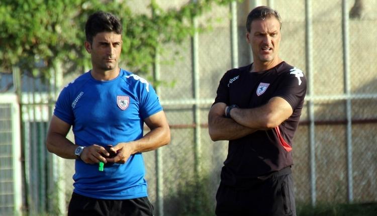Samsunspor'da Alpay Özalan'dan oyuncularına övgü