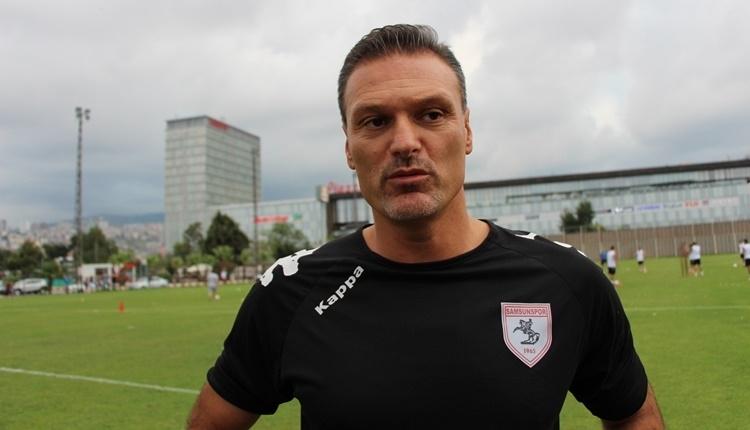 Samsunspor'dan Alpay Özalan için tazminat açıklaması