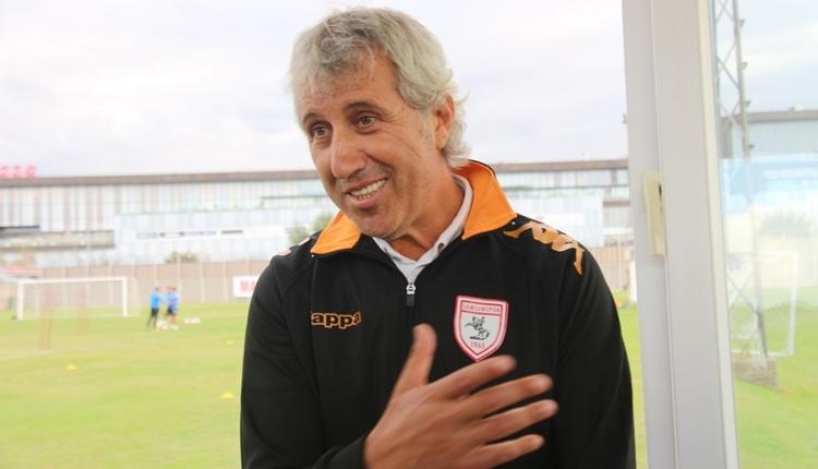 Samsunspor'un geçiçi teknik direktörü Besim Durmuş oldu
