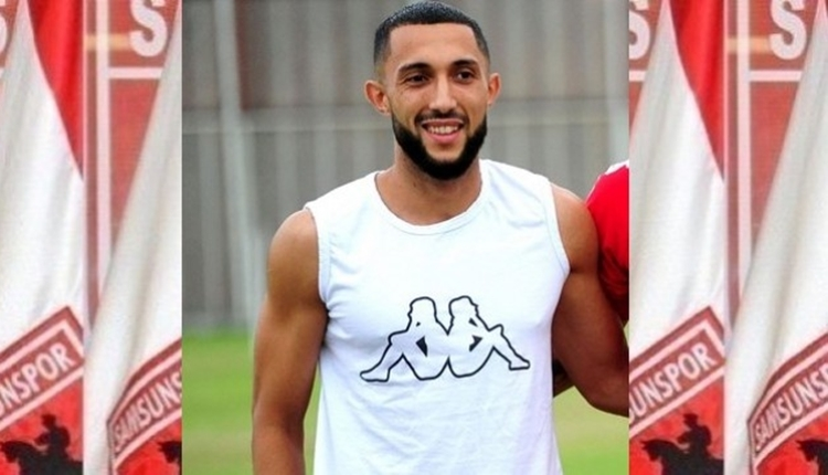 Samsunspor'un yeni transferi 7 ay yok!