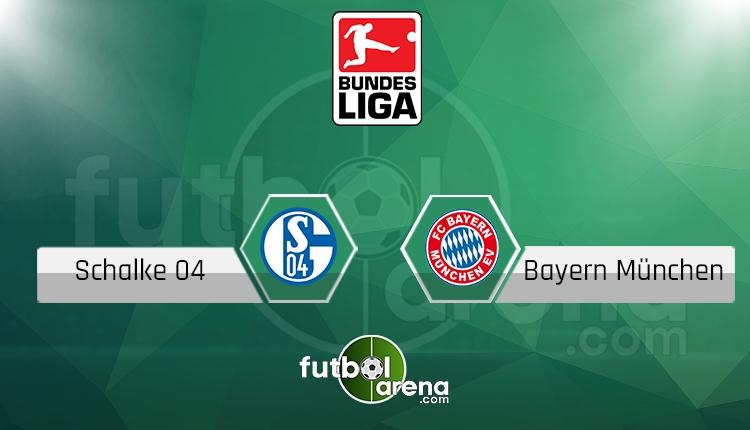 Schalke Bayern Münih canlı skor, maç sonucu - Maç hangi kanalda?