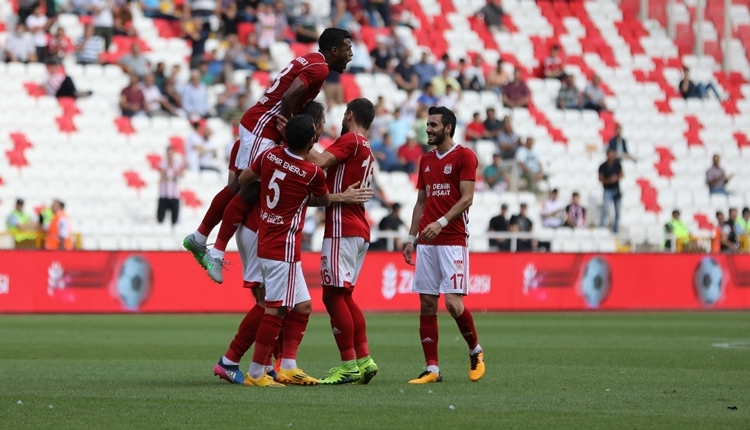 Sivasspor 3-0 Buğsaşspor maç özeti ve golleri (İZLE)