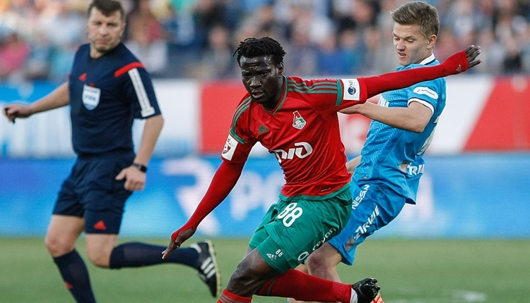 Sivasspor Delvin N'Dinga'yı transfer etti