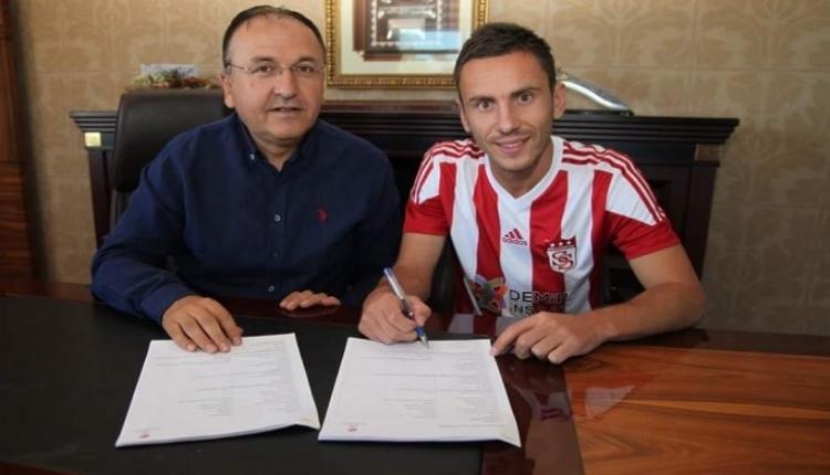 Sivasspor, Sergiy Rybalka transferini gerçekleştirdi