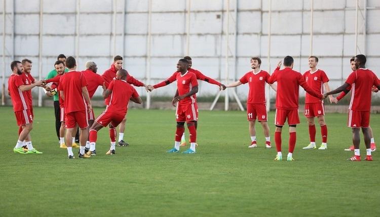 Sivasspor'da Osmanlıspor hazırlıkları sürüyor