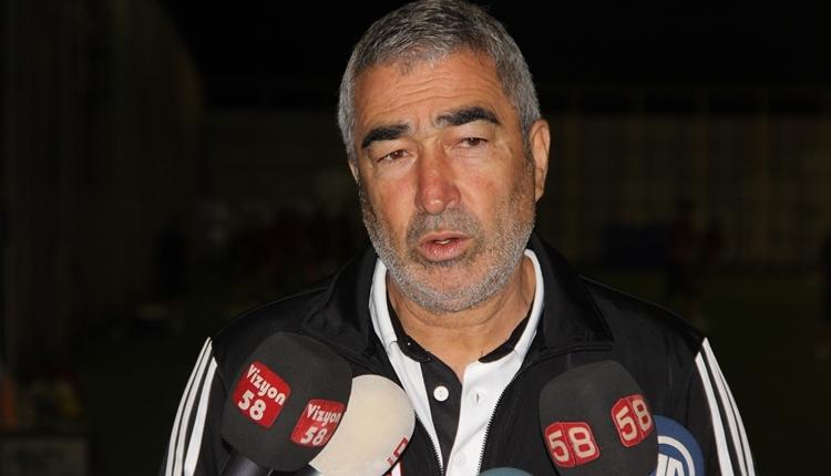 Sivasspor'da Samet Aybaba iddialı konuştu! 'Kupada...'
