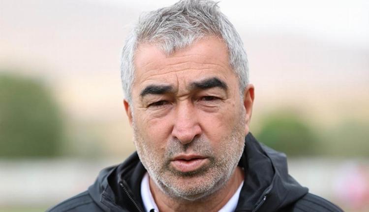 Sivasspor'da Samet Aybaba'dan hakem Halis Özkahya'ya tepki