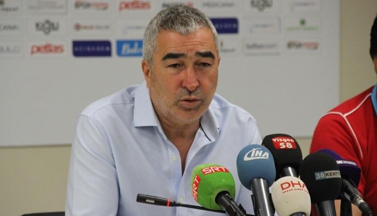 Sivasspor'da Samet Aybaba'dan Kayserispor maçı itirafı