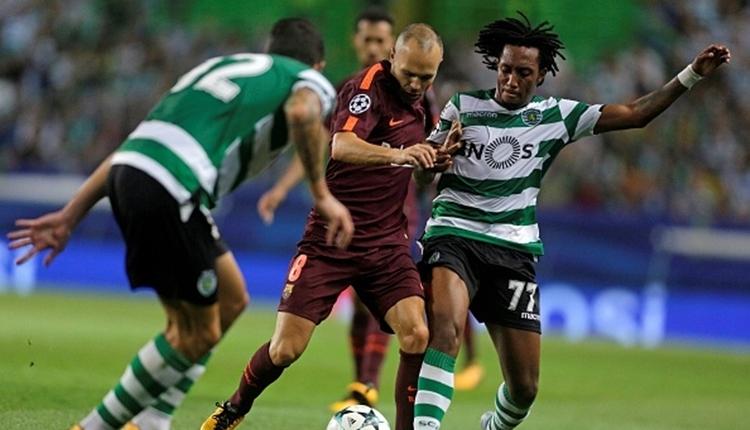 Sporting Lizbon 0-1 Barcelona maç özeti ve golü (İZLE)