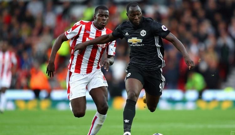 Stoke City 2-2 Manchester United maç özeti ve golleri