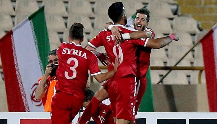 Suriye'de 2018 Dünya Kupası heyecanı! Büyük fırsat...