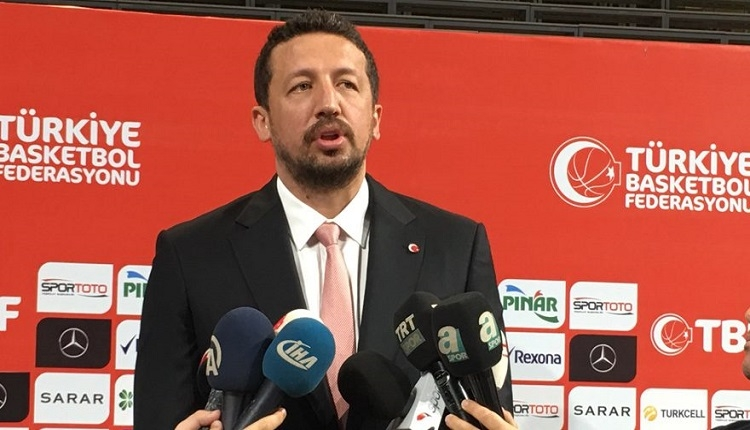 TBF Başkanı Hidayet Türkoğlu: Sabote edenleri açıklayacağım