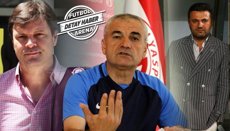Teknik direktör değişiminde Süper Lig'in tek rakibi Bolivya!