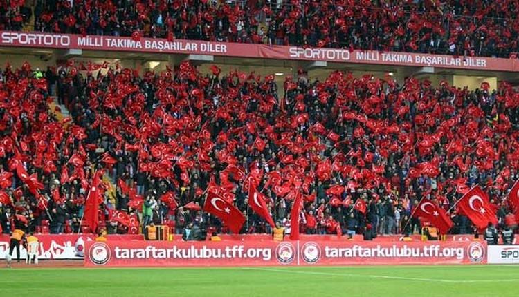 TFF'den Eskişehir'e teşekkür mesajı
