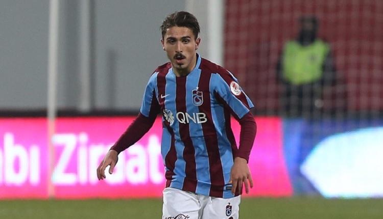 Trabzonspor - Gençlerbirliği maçında Abdülkadir fırtınası