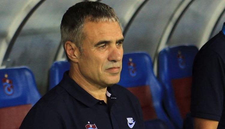 Trabzonspor taraftarlarından Ersun Yanal'a istifa çağrısı