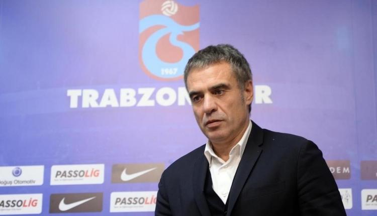 Trabzonspor yerel basınından Ersun Yanal'a tepki ''Hocayı da durdurmak gerek!''