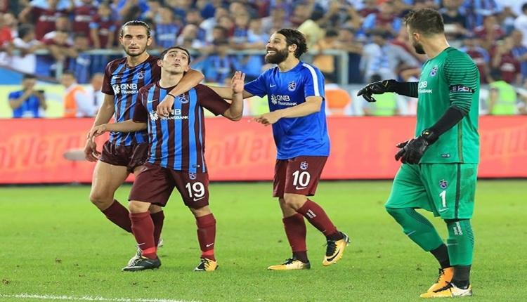 Trabzonspor'da Abdulkadir Ömür fırtınası