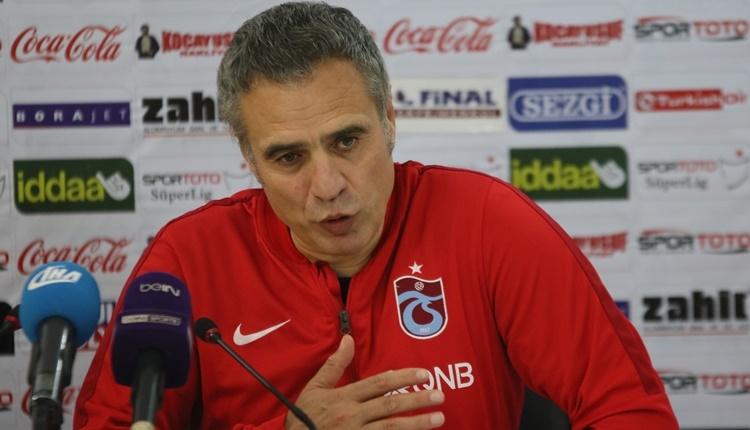 Trabzonspor'da Ersun Yanal umut dağıttı
