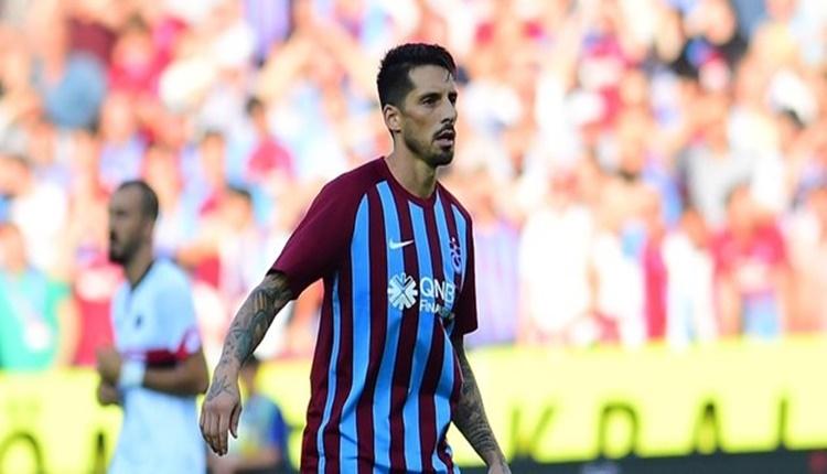 Trabzonspor'da Jose Sosa klasını konuşturdu
