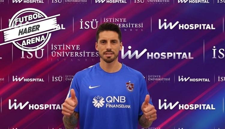 Trabzonspor'da Jose Sosa'nın maliyeti açıklandı