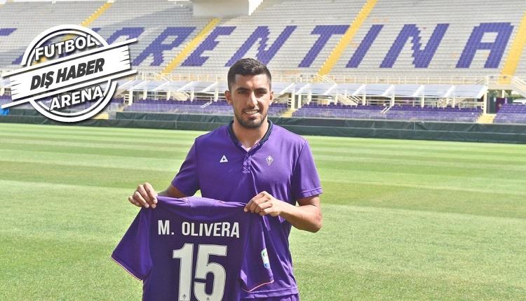 Trabzonspor'da Maximiliano Olivera transfer sesleri