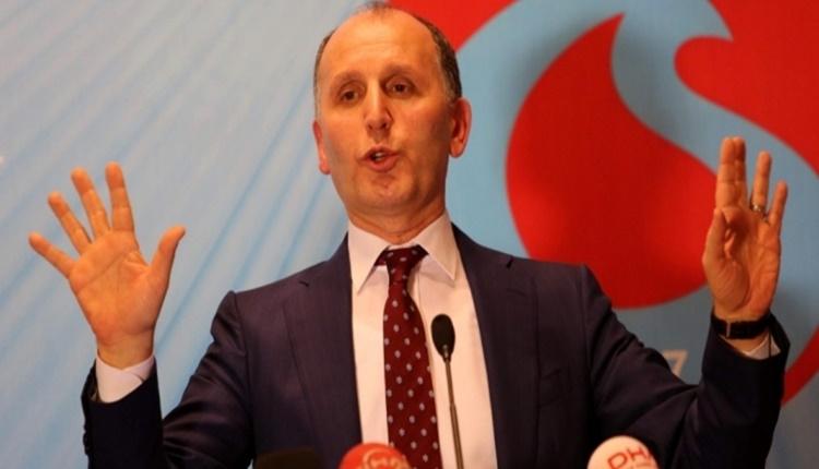 Trabzonspor'da Muharrem Usta'dan Ersun Yanal kararı