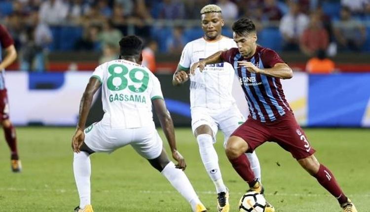 Trabzonspor öne geçmesine rağmen kaybediyor