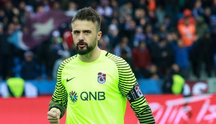 Trabzonspor'da Onur Kıvrak, Beşiktaş maçında sahada olacak mı?
