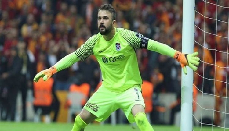 Trabzonspor'da Onur Recep Kıvrak'tan kötü haber