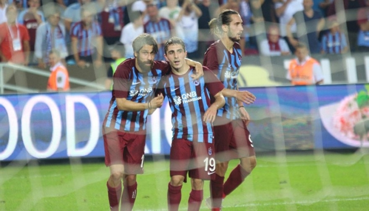 Trabzonspor'da takım içi rekabet tavan yaptı
