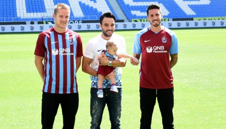 Trabzonspor'da Volkan Şen 61 diyecek