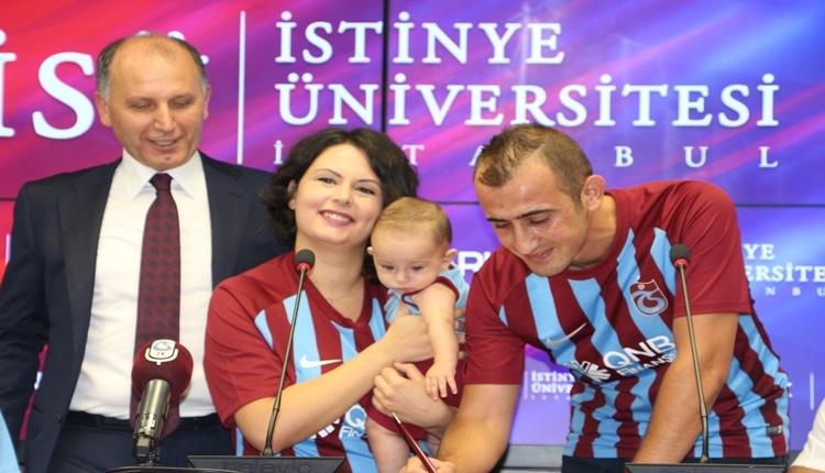 Trabzonspor'dan son dakika transfer sürprizi! 'Bordo Maviş'
